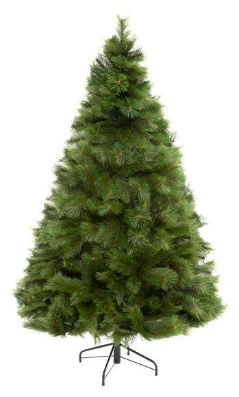 Rbol de navidad verde de 180cm montgomery ref 14830921 - Arbol navidad leroy ...