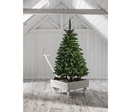 Rbol de navidad verde de 210cm springfield ref 15250886 - Arbol de navidad leroy merlin ...