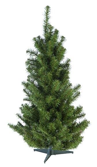 Rbol de navidad verde de 120cm toronto ref 15904721 for Arbol navidad leroy