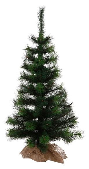 Mini rbol de navidad verde 90cm verde ref 17020822 for Arbol navidad leroy