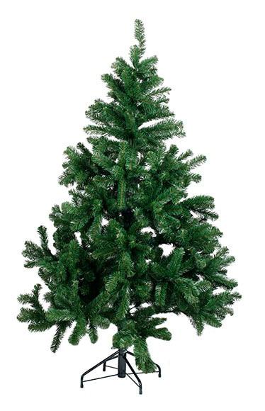 Rbol de navidad verde de 210cm vermont ref 14830963 for Arbol navidad leroy
