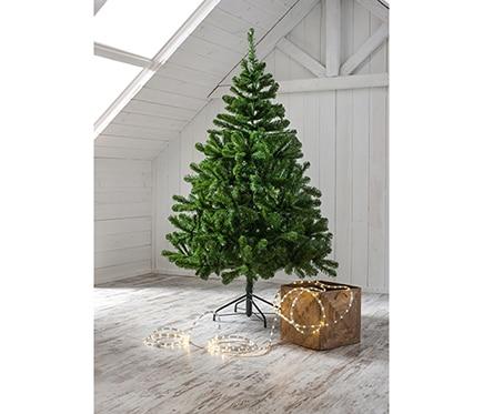 Árbol de Navidad verde de 150cm VERMONT Ref. 14831075 - Leroy Merlin