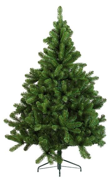 Rbol de navidad verde de 120cm vermont ref 15904742 for Arbol navidad leroy