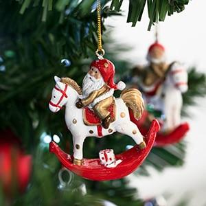 decoracin navidea en familia - Decoracion Navidea